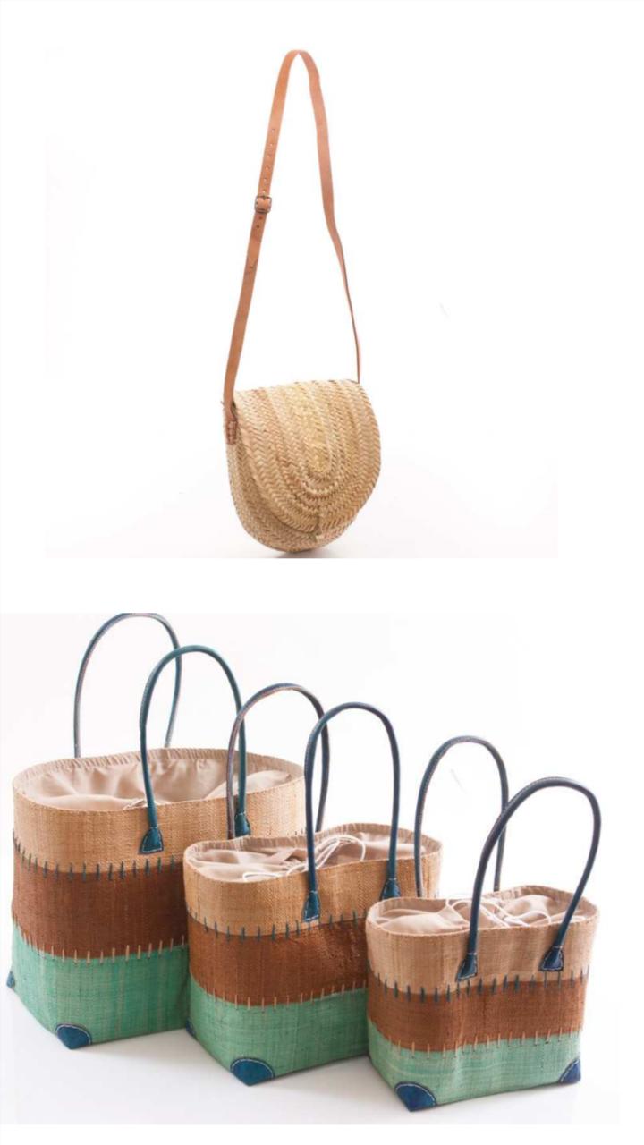 Foto negozio 5 borse in vimini 1