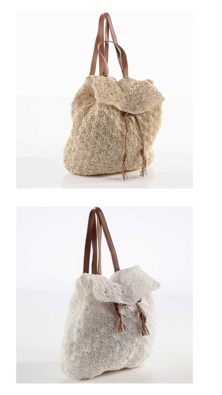 Foto negozio 6 borse in vimini 1